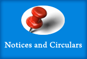Notices and Circulars